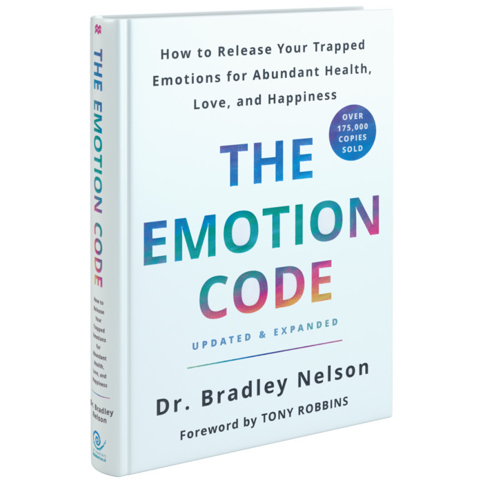 Find empowerment and peace with The Emotion Code. Order your hardcover copy today!