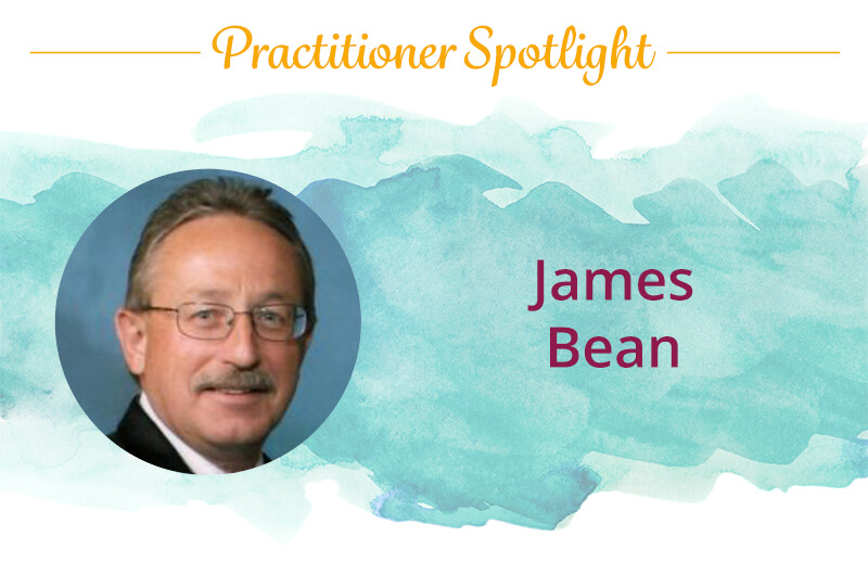James Bean, a Discover Healing practitioner of The Body Code and The Emotion Code