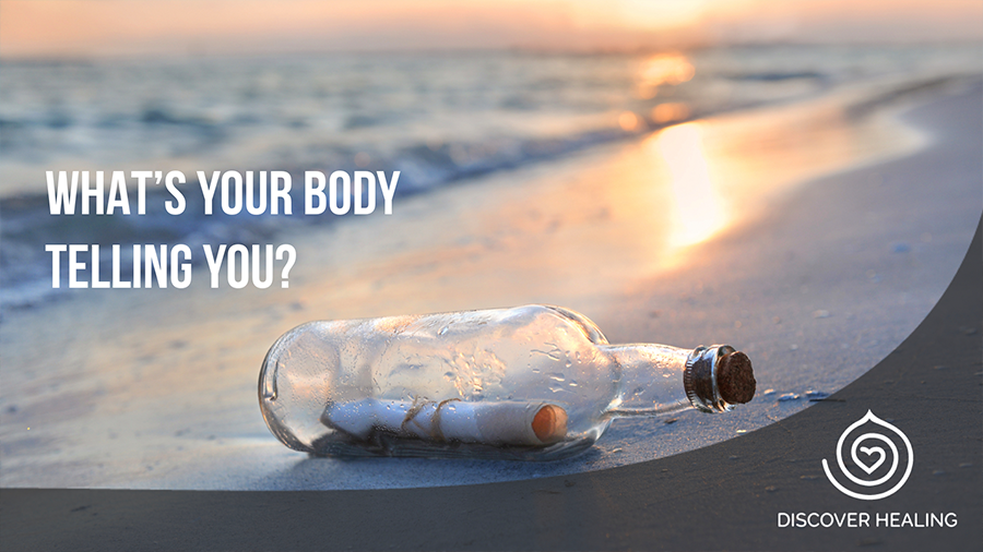 WEBINAR | What's Your Body Telling You?