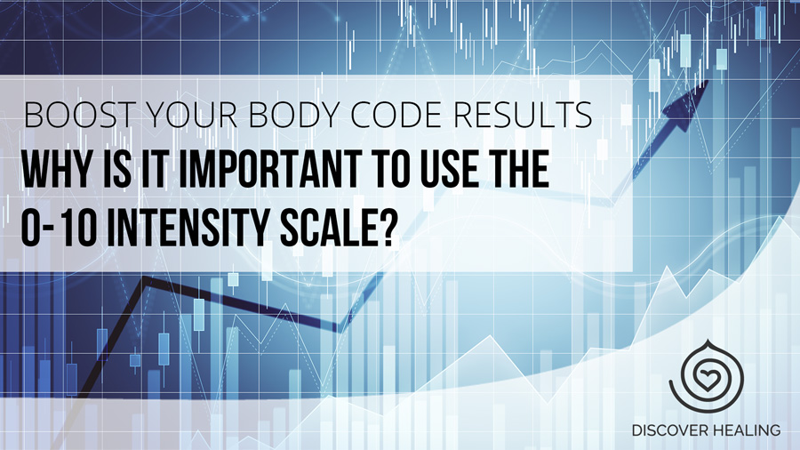 Why is it important to use the 0-10 Intensity Scale?