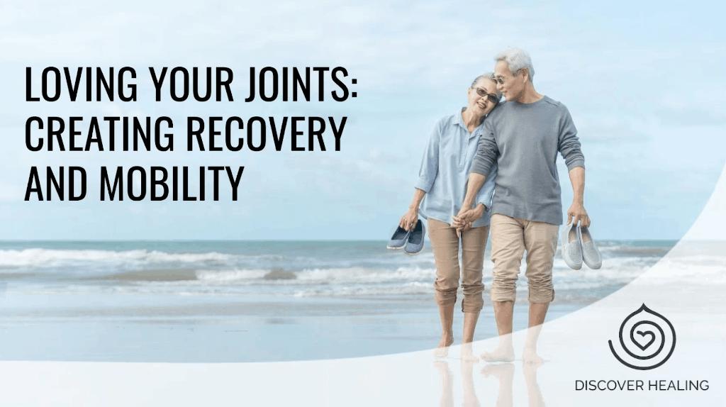 PREMIUM WEBINAR | Lieben Sie Ihre Gelenke: Erholung und Mobilität schaffen