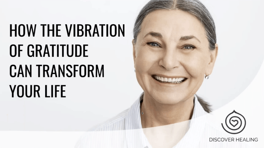 PREMIUM WEBINAR | How The Vibration of Gratitude Can Transform Your Life