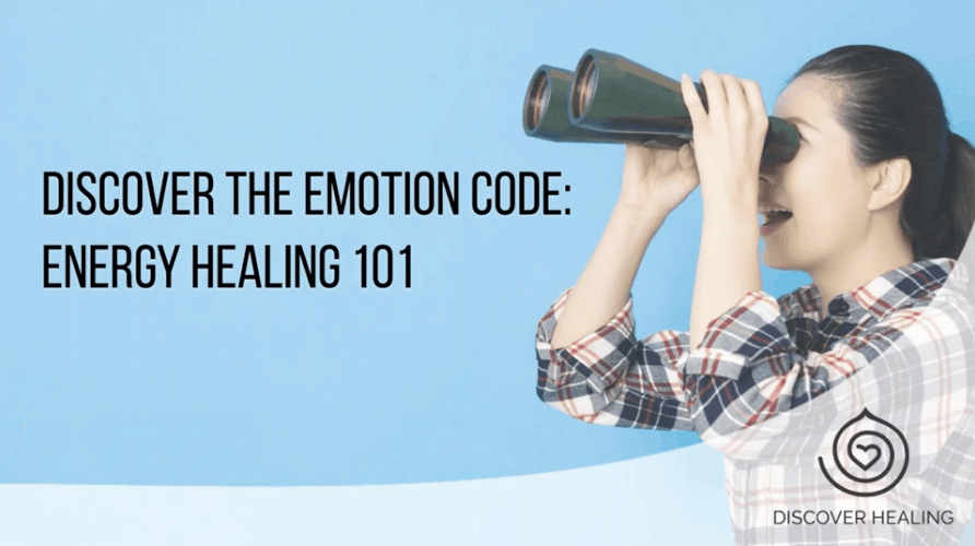 WEBINAR | Discover The Emotion Code: Energy Healing 101 – 2020/11/18