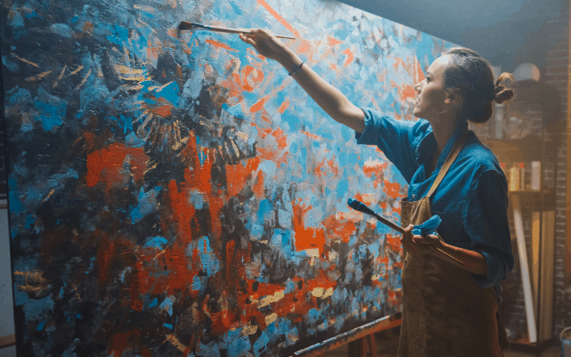 Painting With The Emotion Code